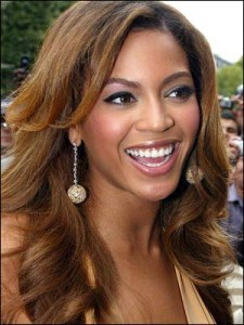 Beyonce Knowles and her fashion collection