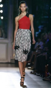 Report from Paris Fashion Week 2011