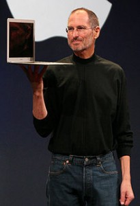Steve Jobs and his fashion