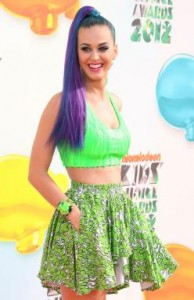 Fashion at Kids' Choice Awards 2012
