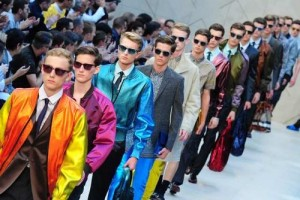 Milan Men's Fashion Week 2012
