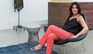 Ruti Zisser and her favorite Israeli designers