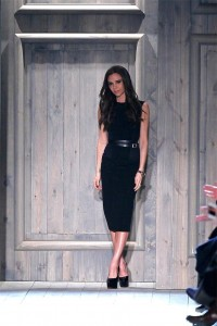 Victoria Beckham wins fashion award