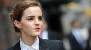 Emma Watson talks about The Fashion Industry